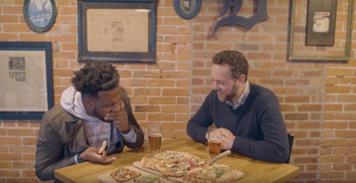 The Mitten Brewing Co. Beer City Eats episode