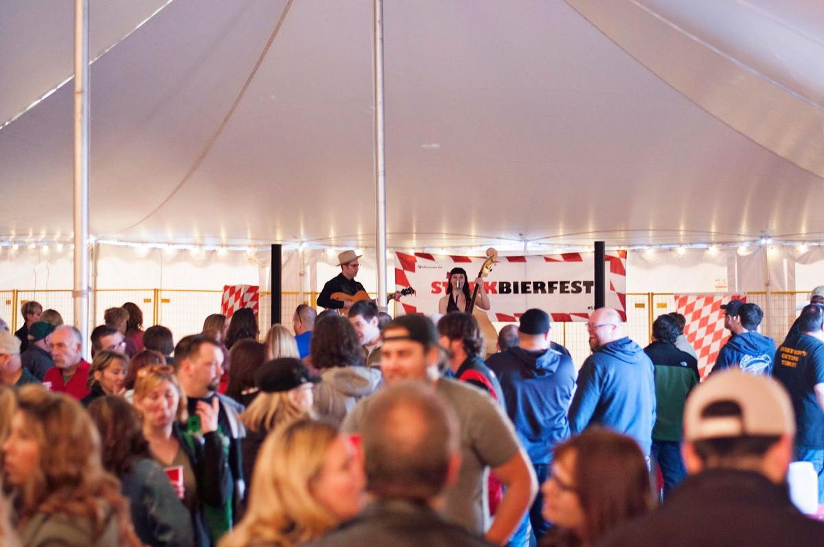 Cedar Springs Brewing Company Starkbierfest