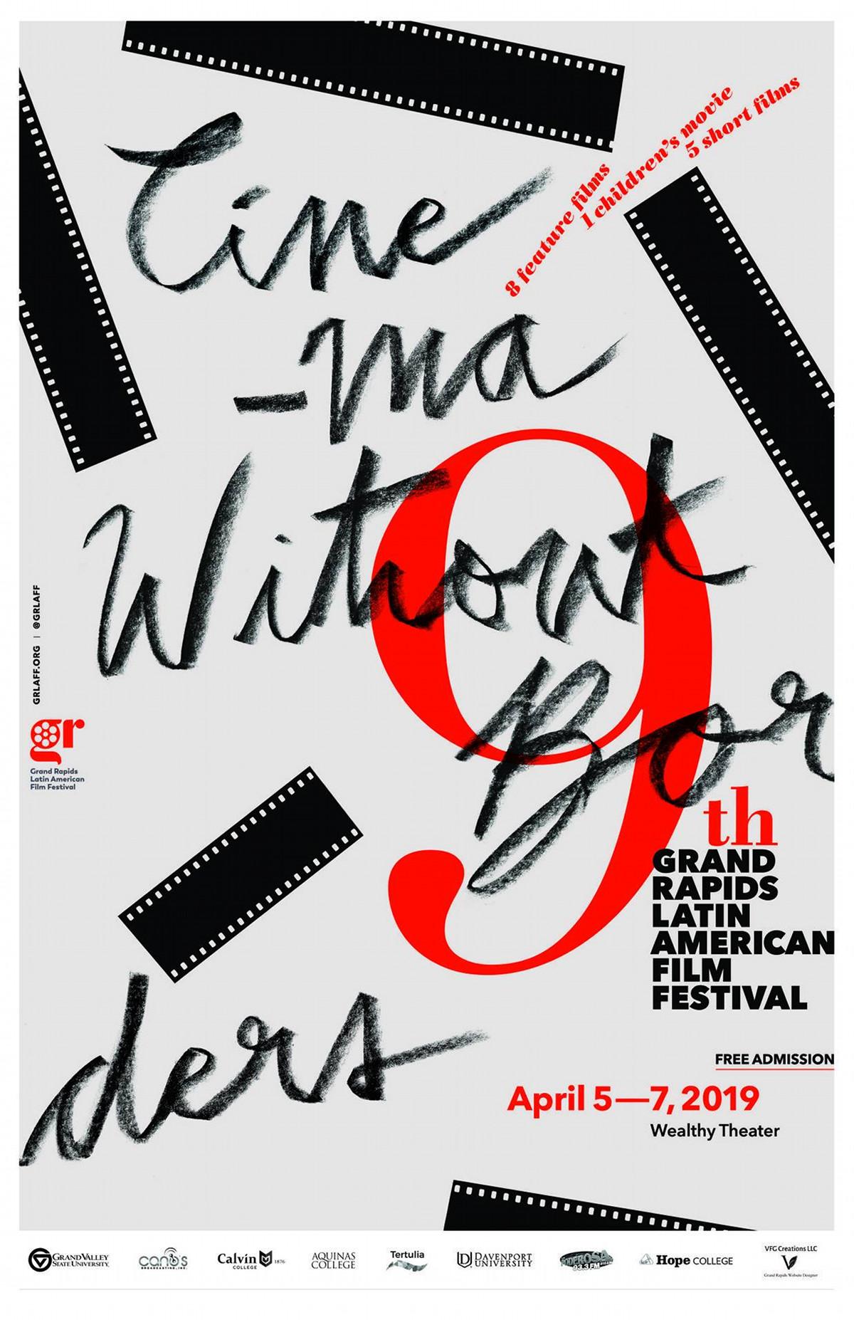 Grand Rapids Latin American Film Festival 2019 poster