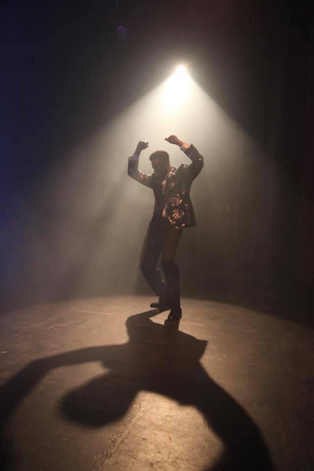 Pride & Joy The Marvin Gaye Musical stage shot