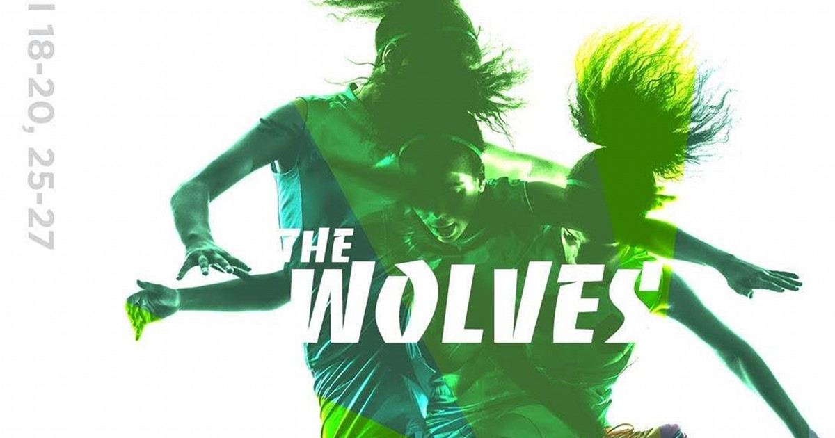 The Wolves play logo Actors' Theatre