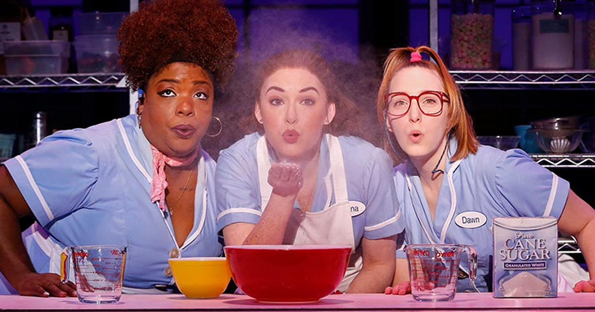 Waitress play Broadway Grand Rapids