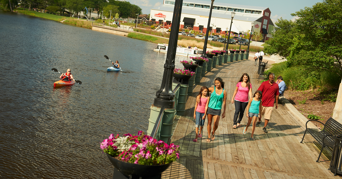 Lansing River Trail Greater Lansing Convention & Visitors Bureau