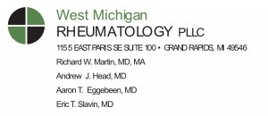 West Michigan Rheumatology logo