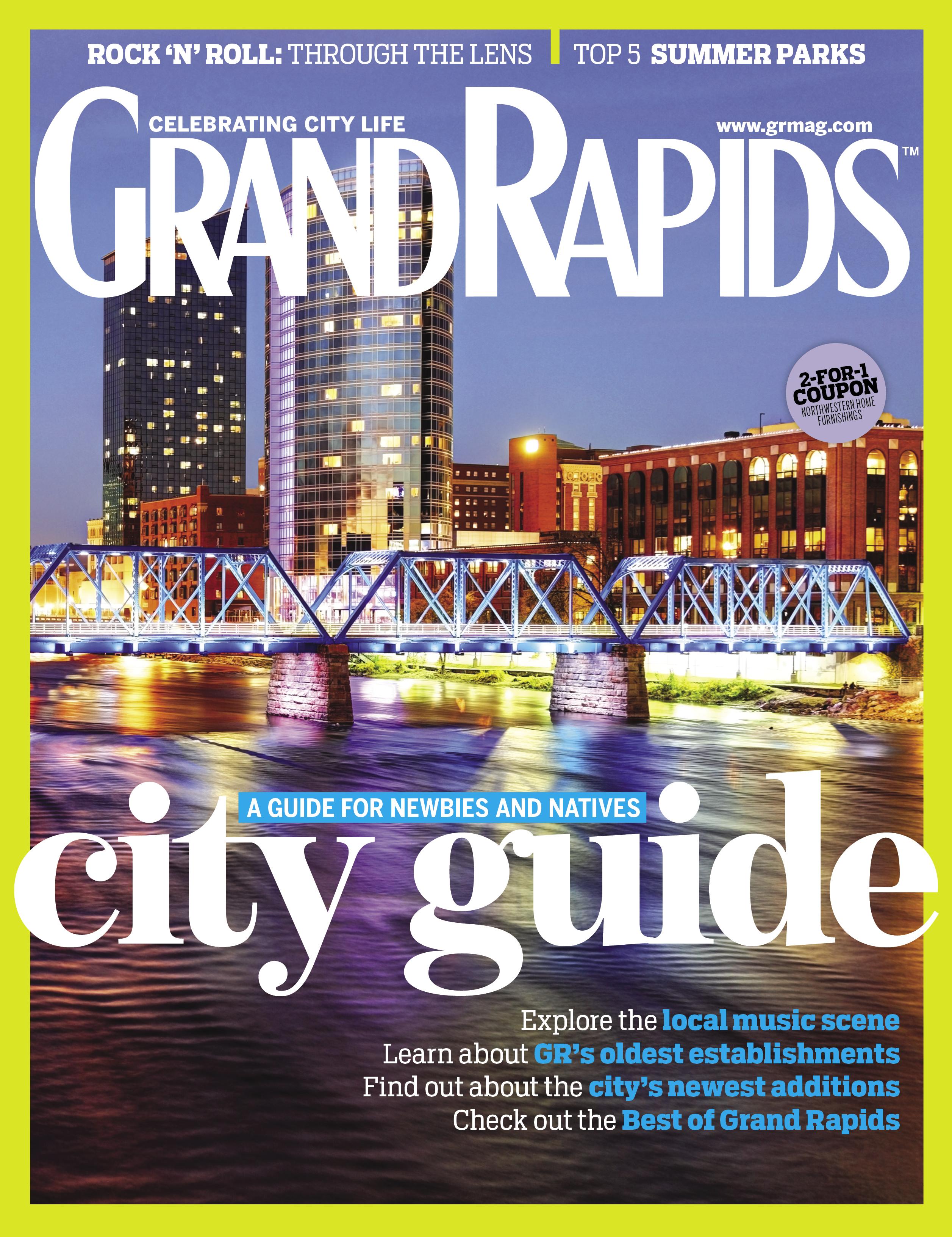 Magazine - Grand Rapids Magazine