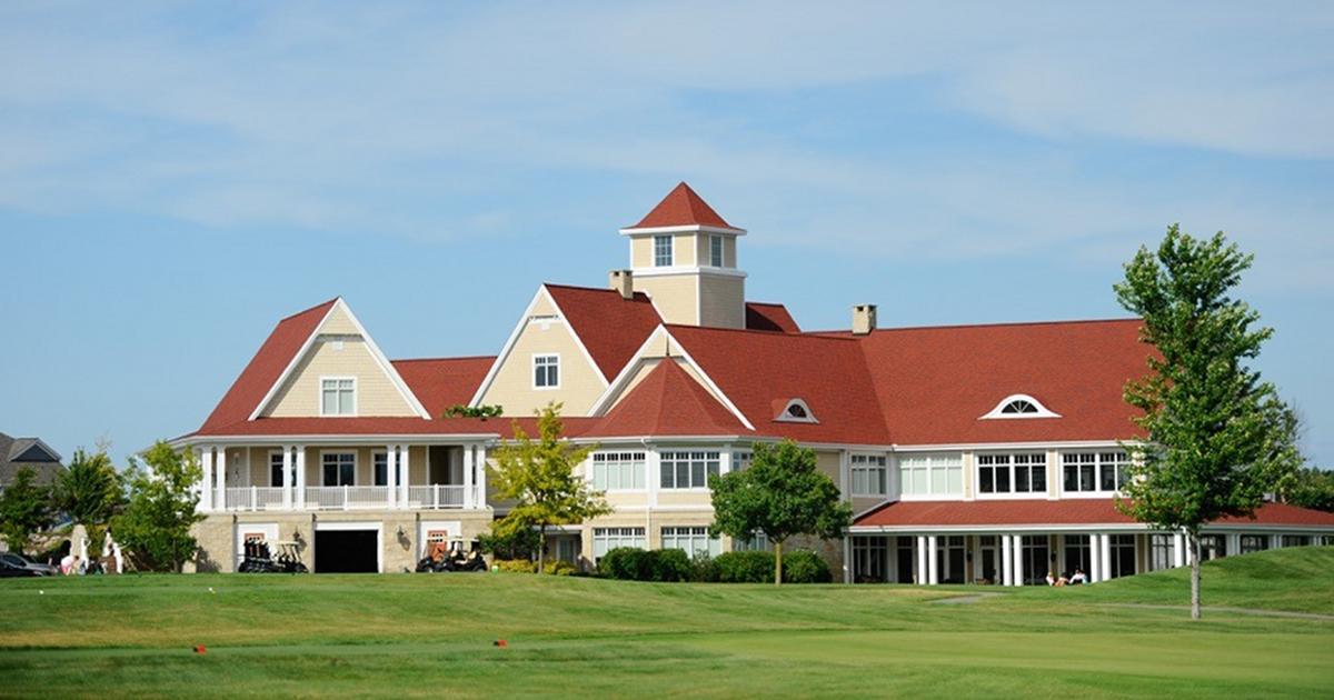 Macatawa Golf Club clubhouse