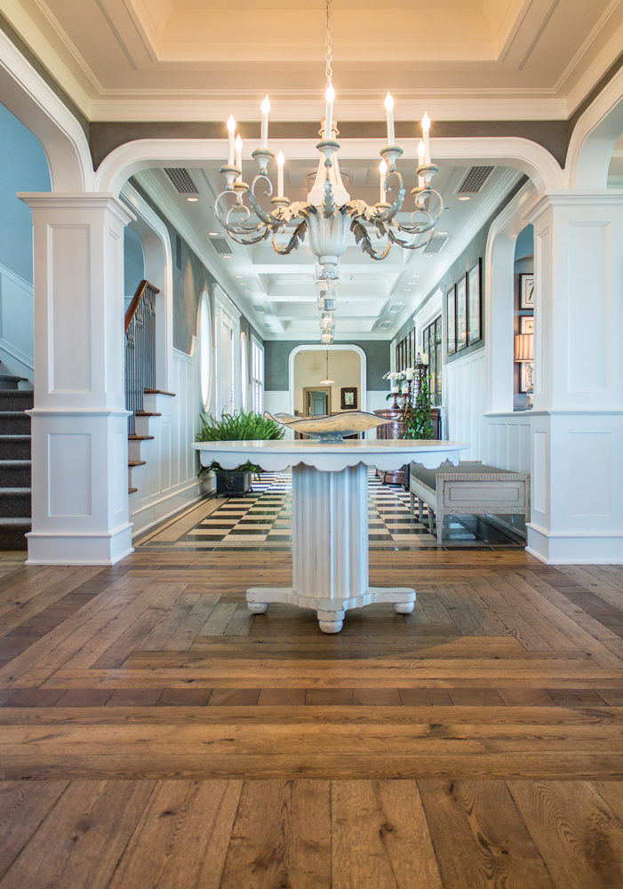Via Design - Foyer