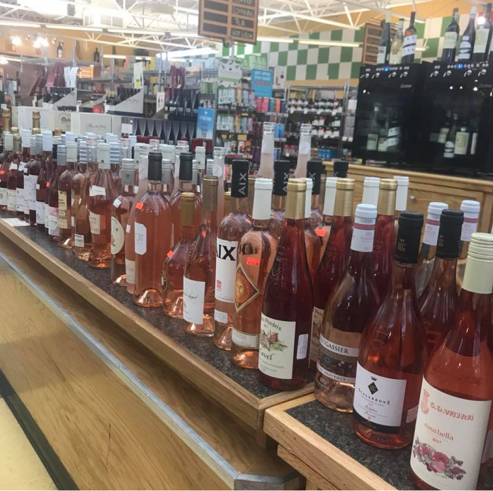 Russo's International Market wine