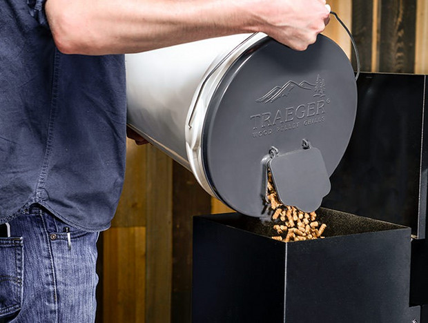 Traeger makes it easy to select your wood pellet flavors Rylee's Ace Hardware