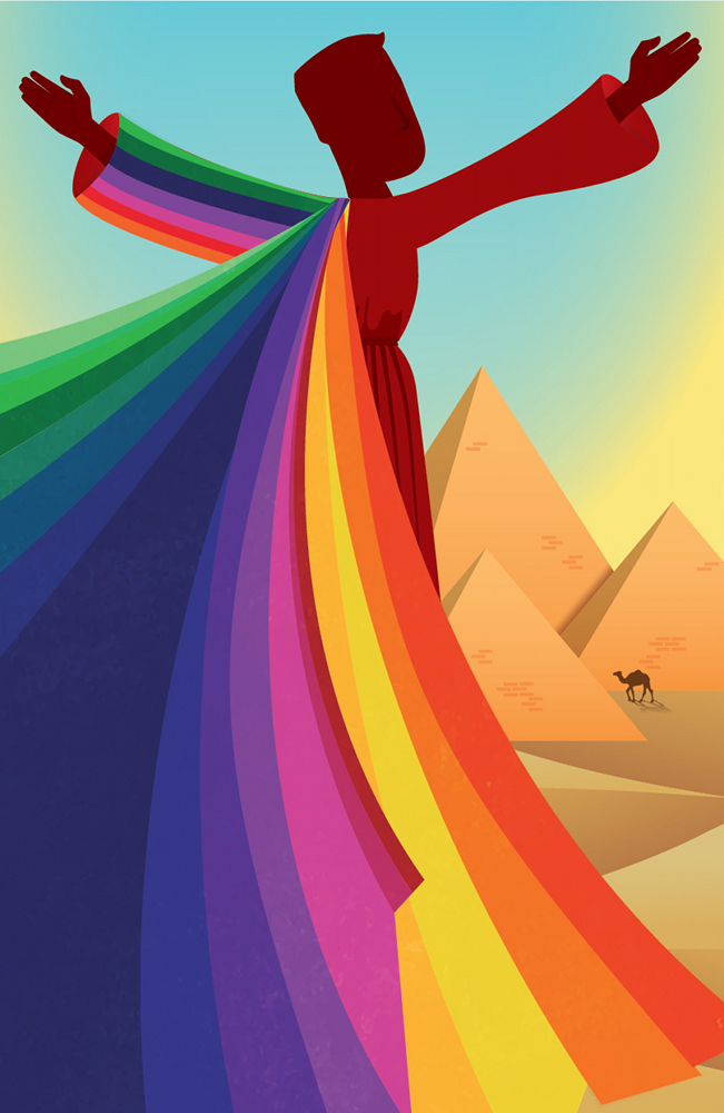 'Joseph and the Amazing Technicolor Dreamcoat' takes the stage - Grand Rapids Magazine - Entertainment