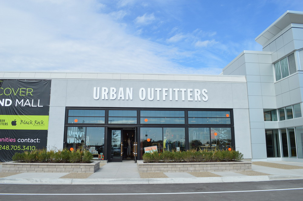Urban Outfitters opens first store in West Michigan - Grand Rapids Magazine - Look + Feel