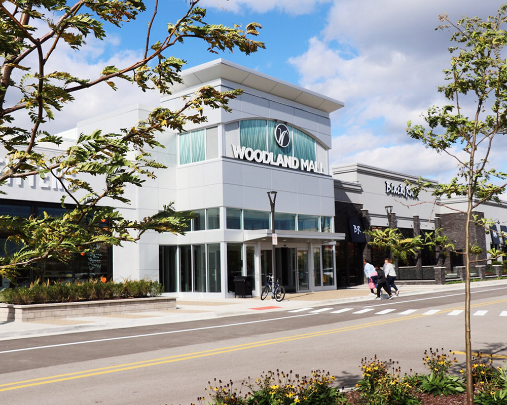 Woodland Mall opens new west wing - Grand Rapids Magazine - People + Places