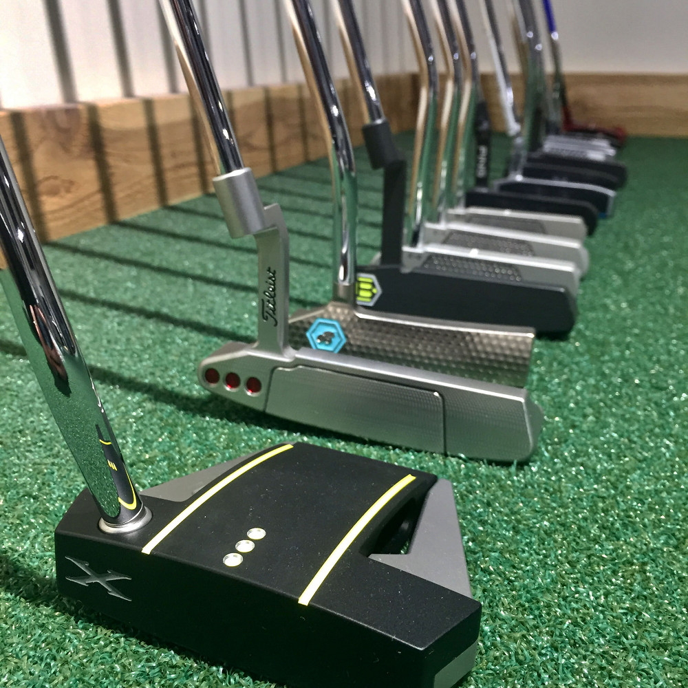 Golf club shop opens - Grand Rapids Magazine - People + Places